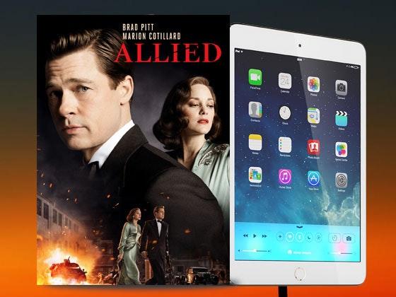 ALLIED on Digital HD and an iPad mini 2 sweepstakes
