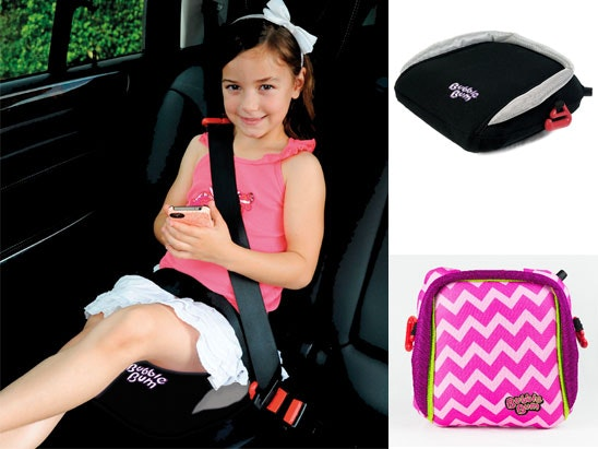 Bubblegum booster seat sweepstakes