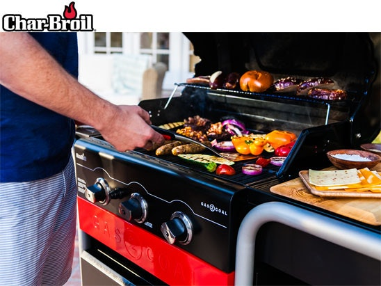 Char-Broil® sweepstakes