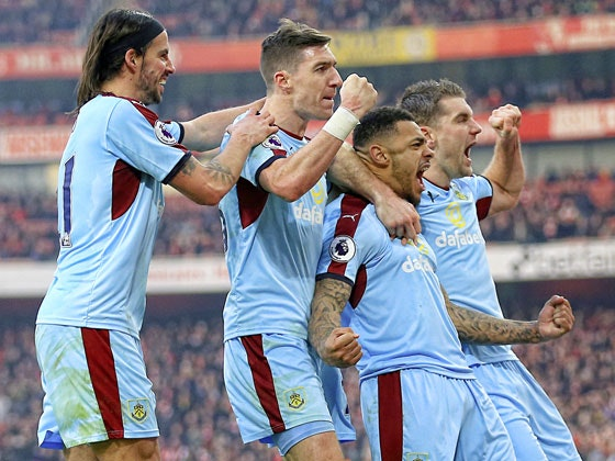BURNLEY TICKETS! sweepstakes