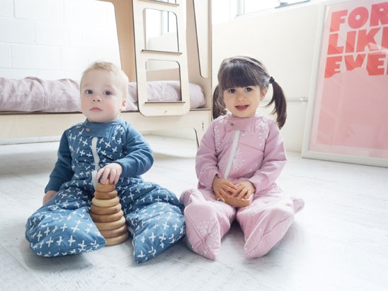 ErgoPouch Sleepsuit bag sweepstakes