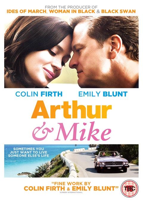 Arthur and mike main