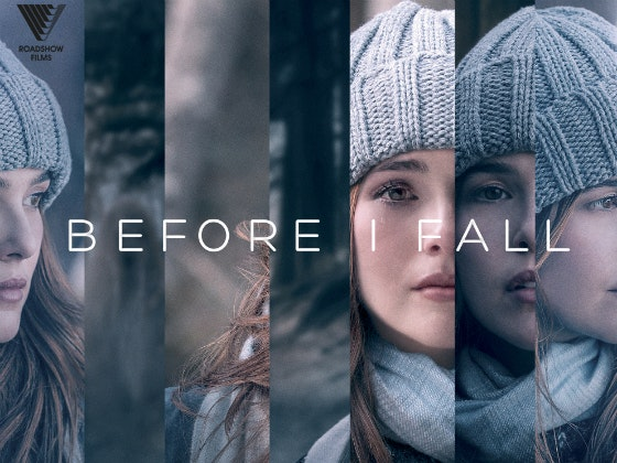 Before I Fall Double-Pass Movie Tickets sweepstakes