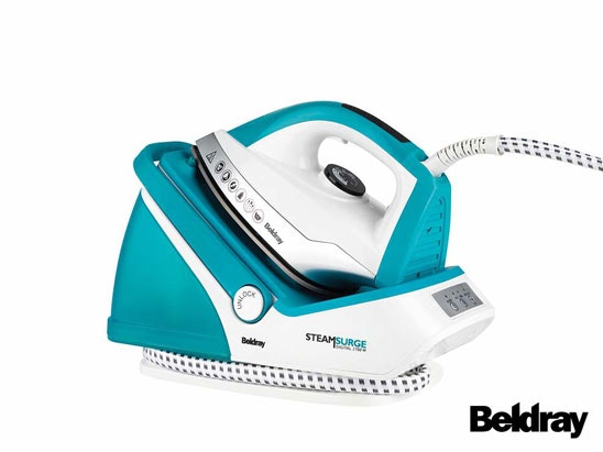 Beldray Steam Surge Pro! sweepstakes