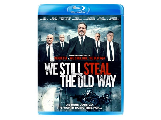 We Still Steal the Old Way sweepstakes