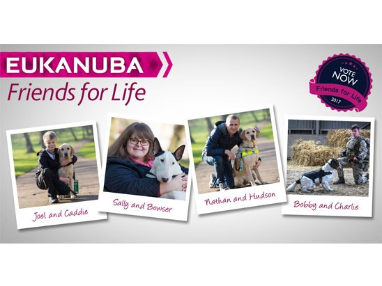 Crufts Tickets with Eukanuba sweepstakes
