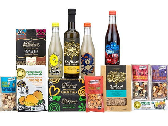 Win a foodie hamper from the finest Fairtrade companies sweepstakes