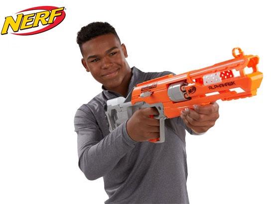 Nerf alpha 1