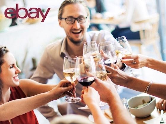 Weinpakete mit eBay gewinnen Gewinnspiel