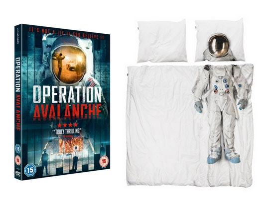 OPERATION AVALANCHE sweepstakes