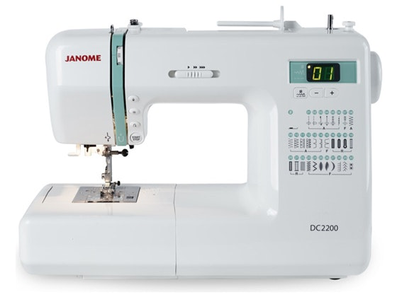 Janome Sewing Machine (DC2200)  sweepstakes
