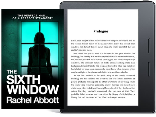 Kindle oasis the sixth window book competition