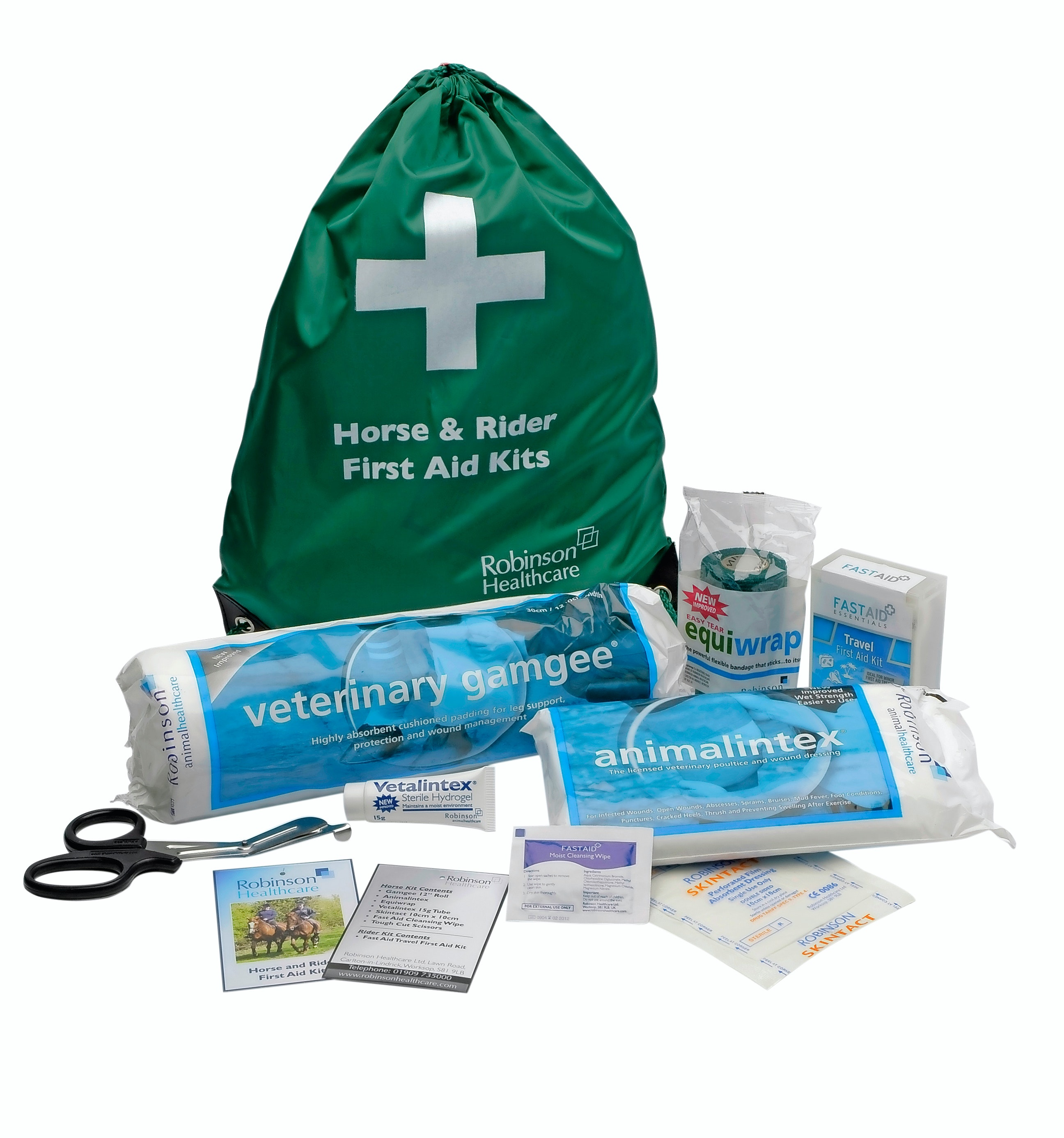 Horse   rider first aid kit