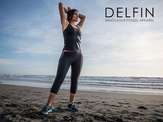 DELFIN Fitnesswear Gift Cards sweepstakes