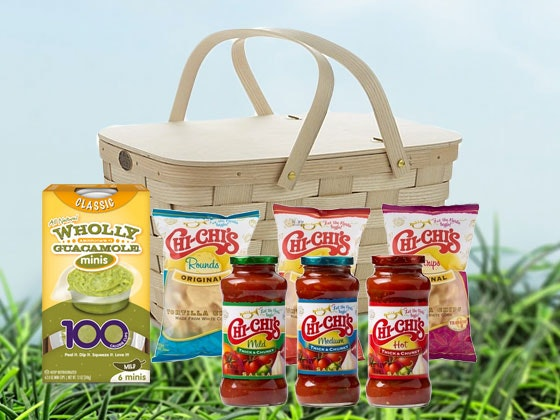 CHI-CHI'S and Wholly Guacamole Picnic Prize Package sweepstakes