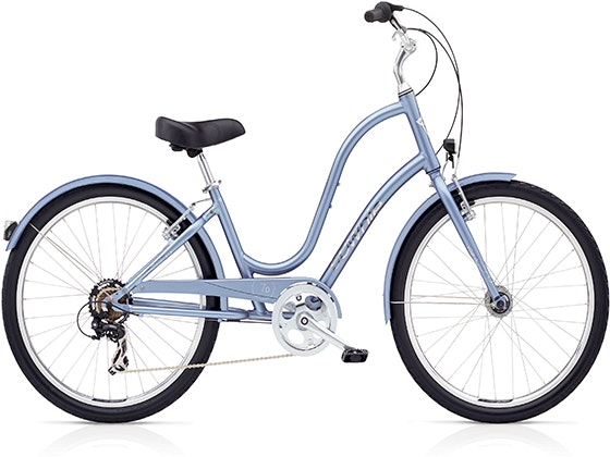 Icy Blue Bike by Electra sweepstakes