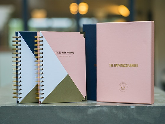 Happiness Planner sweepstakes