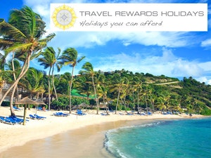Travel rewards holiday competition