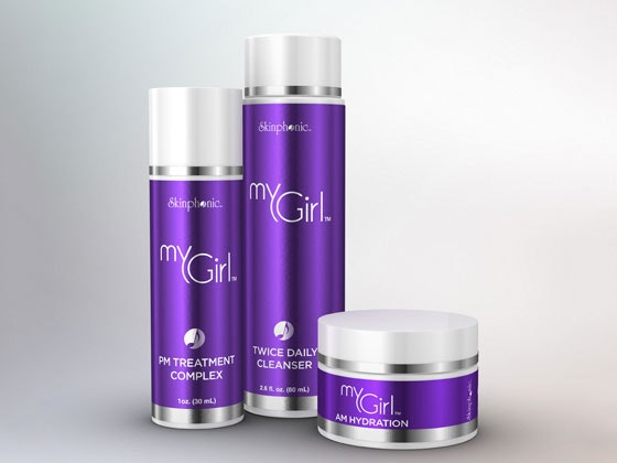 My Girl Skincare Set from Skinphonic sweepstakes