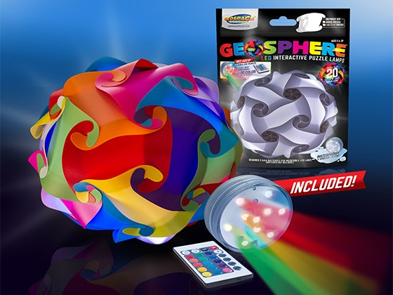 Geometric Art Kit from Geosphere sweepstakes