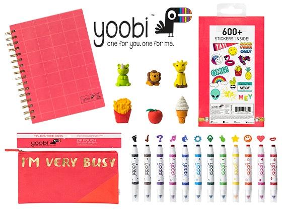 Yoobi bundle
