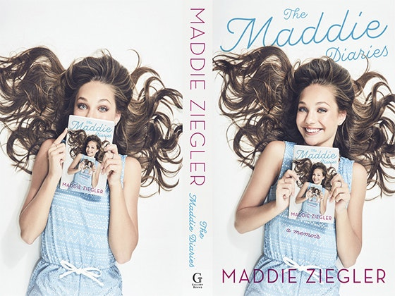 Maddie Ziegler's Book sweepstakes