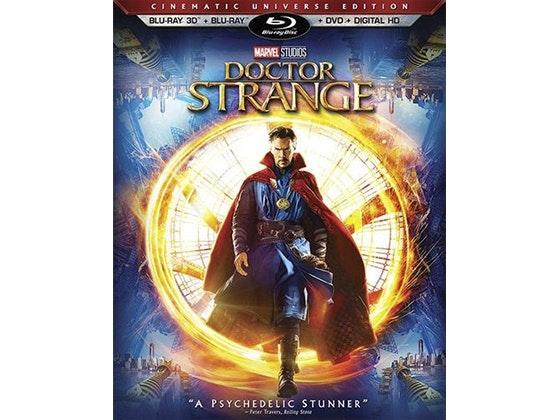 """Doctor Strange""  sweepstakes"