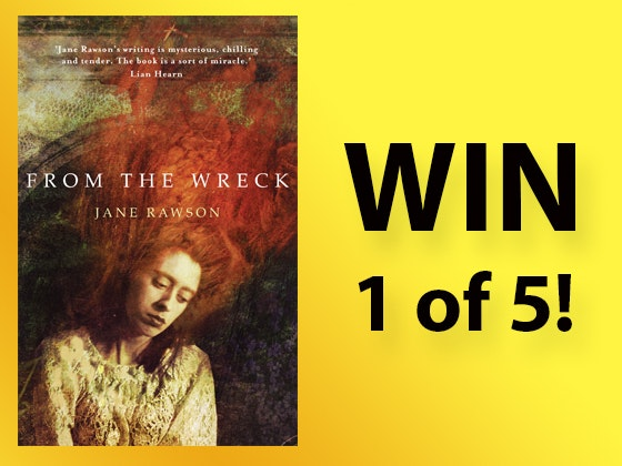 From the Wreck Novel sweepstakes