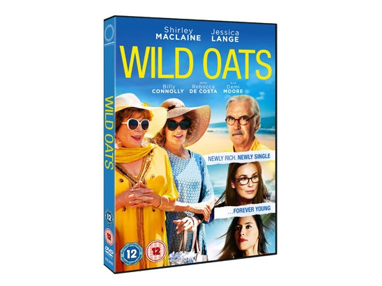 A copy of Wild Oats on DVD sweepstakes