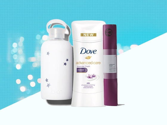 Gym Bag Essentials from Dove sweepstakes
