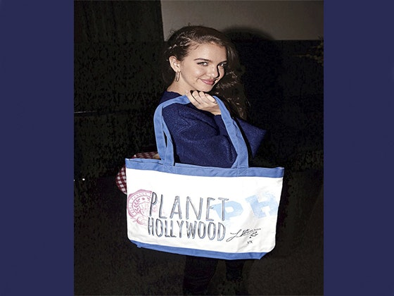 Lilimar's Signed Tote sweepstakes