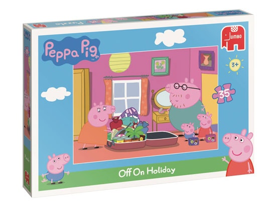 PEPPA PIG GOODY BAGS sweepstakes