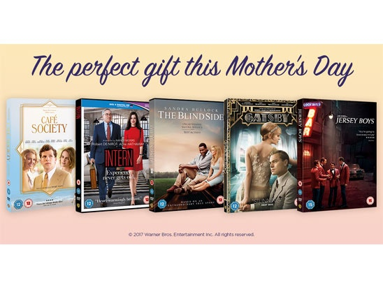 Mothers Day sweepstakes