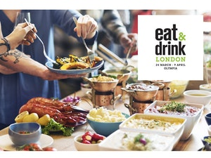 Eat and drink festival ideal home giveaway