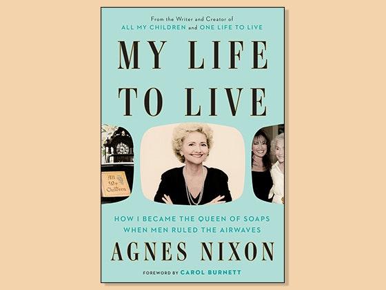 Agnes Nixon's Memoir My Life To Live sweepstakes