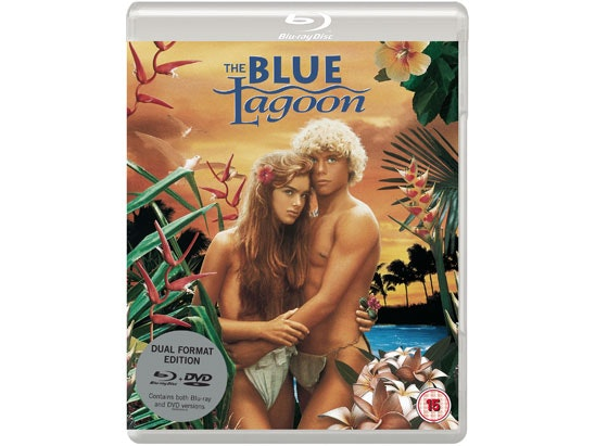 the blue Lagoon sweepstakes