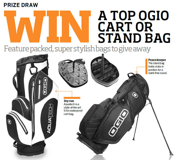 WIN an Ogio Savage Travel Cover sweepstakes