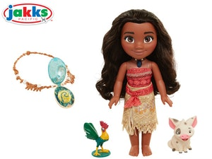 Moana doll competition