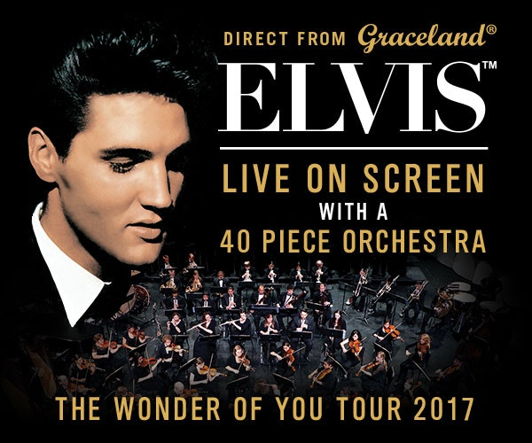 ELVIS: THE WONDER OF YOU Sydney Tickets sweepstakes
