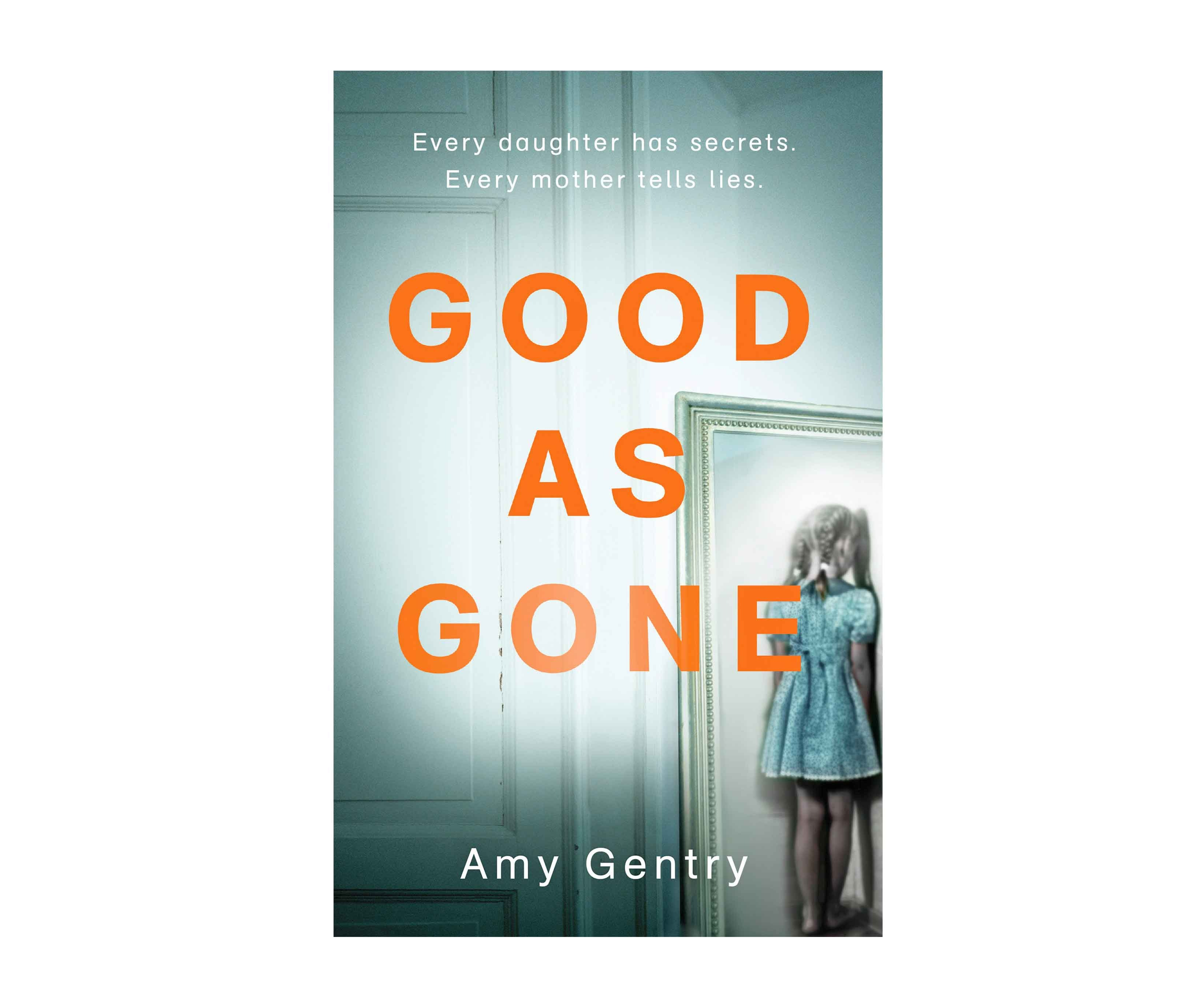 Good as Gone book sweepstakes