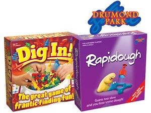 Drumond park game