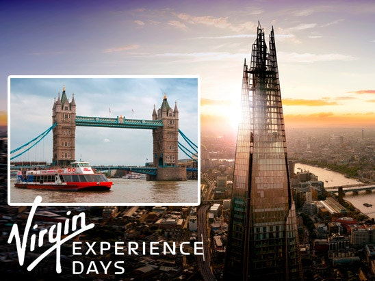 Virgin Experience Days day out in London sweepstakes