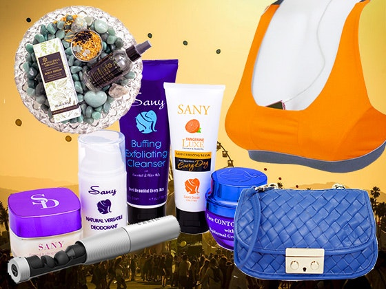 Festival Trends Gift Bag sweepstakes