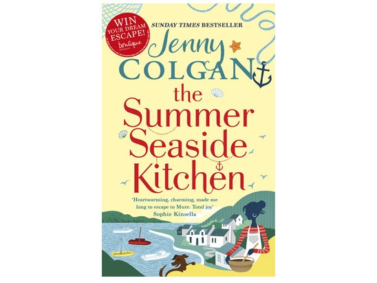 a copy of The Summer Seaside Kitchen by Jenny Colgan sweepstakes