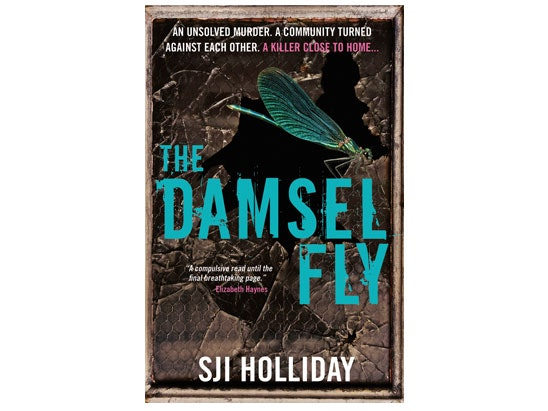 The Damselfly by SJI Holliday sweepstakes