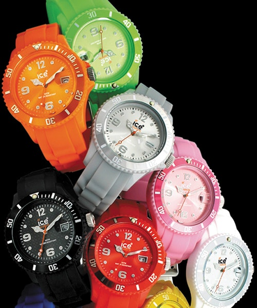 jeu concours 5 montres Ice Watch à gagner