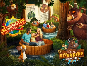 Chessington world of adventures resort competition