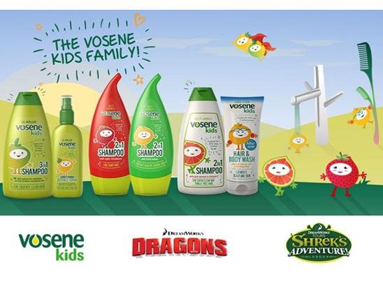 tickets to DreamWorks Tours: Shrek's Adventure! London with Vosene Kids sweepstakes