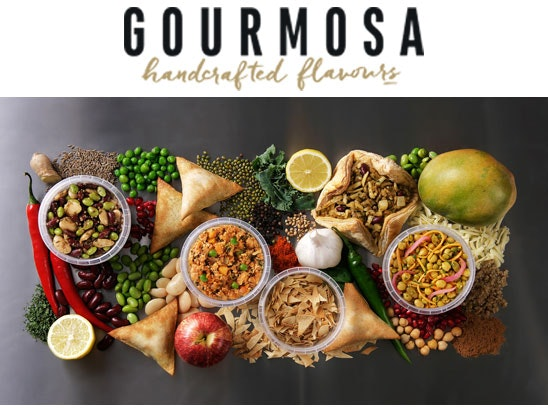 a Gourmosa Food Hamper sweepstakes