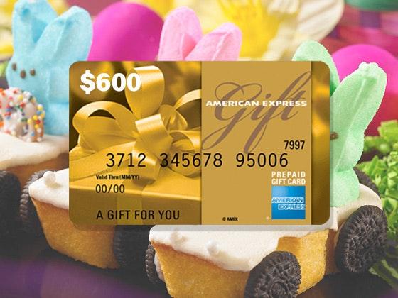 Tastykake & $600 AMEX sweepstakes